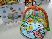 Развивающий музыкальный коврик Пианино для детей/Отличное качество/